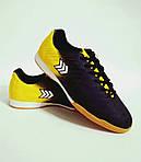 Футбольные футзалки, бампы Restime 41-46 размеры, кроссовки для футбола, футбольная обувь, прошитый носок