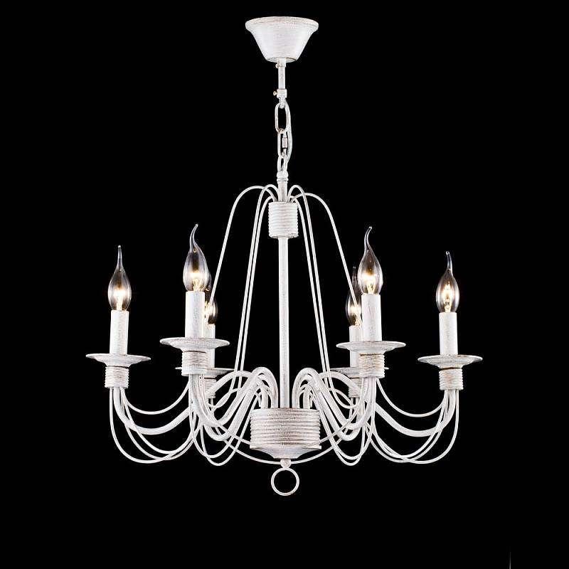 Люстра-свечи «Freya Velia» FR2046-PL-06-WG