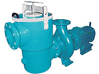 Самовсасывающий насос для бассейна с чугунным корпусом Gemas Pumpex