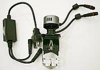 Мини LED линзы H4, фото 1