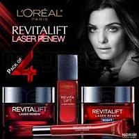 Набор кремов L`oreal Revitalift Laser Renew ( Лореаль Ревиталифт Лейсер Реньюв) 4 в 1, фото 1