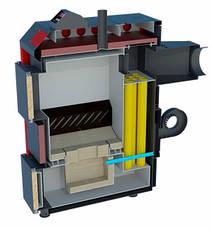 Пиролизный котел Termico ЕКО-12П 12 кВт на автоматическом управлении , фото 2