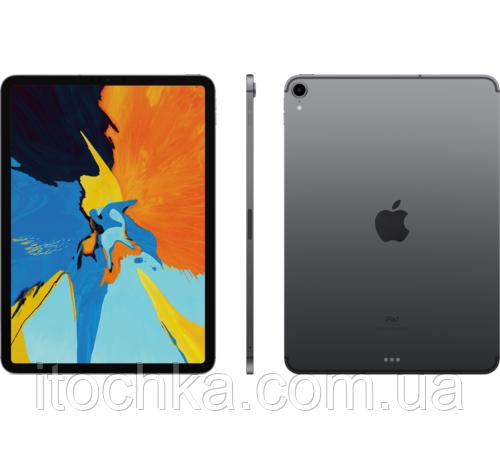 """Apple iPad Pro 11"""" 256Gb Wi-Fi Space Gray"""