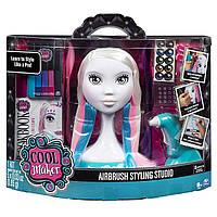 Cool Maker Кукла манекен для причесок и макияжа Airbrush Styling Studio, фото 1