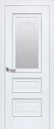 Межкомнатные двери Новый Стиль Статус полотно остекленное, фото 2