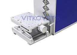 Портативный ручной волоконный лазерный маркер JN-204 (100x100), 20W воздушное охлаждение, фото 2