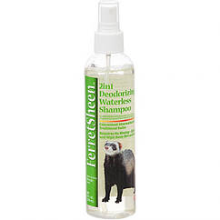 Шампунь-спрей 8 in 1 FerretSheen Deodorizing Waterless Shampoo для хорькотов безводный, 236 мл