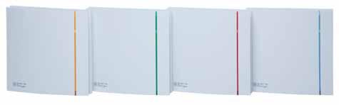 Вентилятор бытовой осевой S&P SILENT-100 CZ DESIGN - 3C (230V 50)
