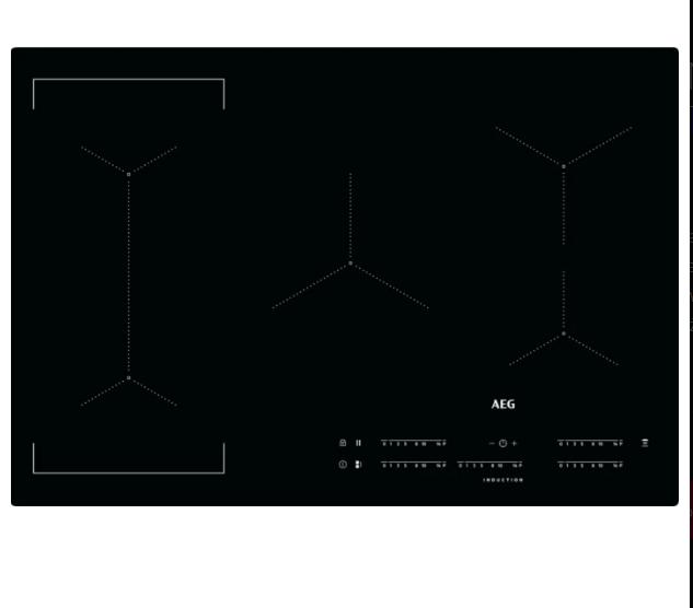 Индукционная варочная поверхность AEG IKE85441IB