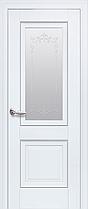 Межкомнатные двери Новый Стиль Имидж полотно остекленное, фото 2