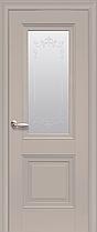 Межкомнатные двери Новый Стиль Имидж полотно остекленное, фото 3