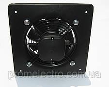 Осевой промышленный вентилятор Турбовент Сигма 200 B/S (с фланцем)