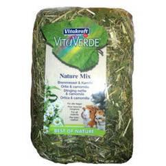 Смесь травяная Vitakraft 25693 Vita Verde для грызунов с крапивой и ромашкой 100 г