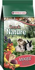 Лакомство Versele-Laga Snack Nature (Mixies) смесь овощей, зелени и фруктов для грызунов 0,15 кг
