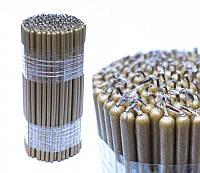 Свечи восковые, золотые (1 кг.)
