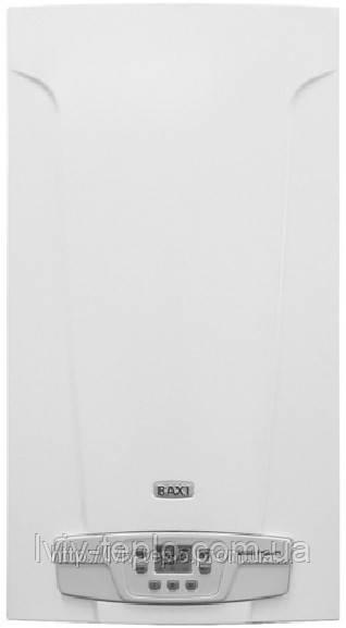 Настінний газовий котел Baxi Four Tech 1.140 i (димохід)