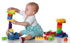 Конструкторы для детей (пластмассовый, металлический, наборы строительных элементов, кубики)