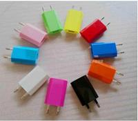 Адаптер USB 220 V плоский