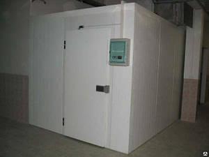 Холодильная камера 2м х 2м х 2,4м Т= от 0 С до +5 С