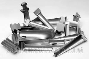 Направляющие лопатки к сварным и литым диафрагмам, направляющим аппаратам, сопловым аппаратам