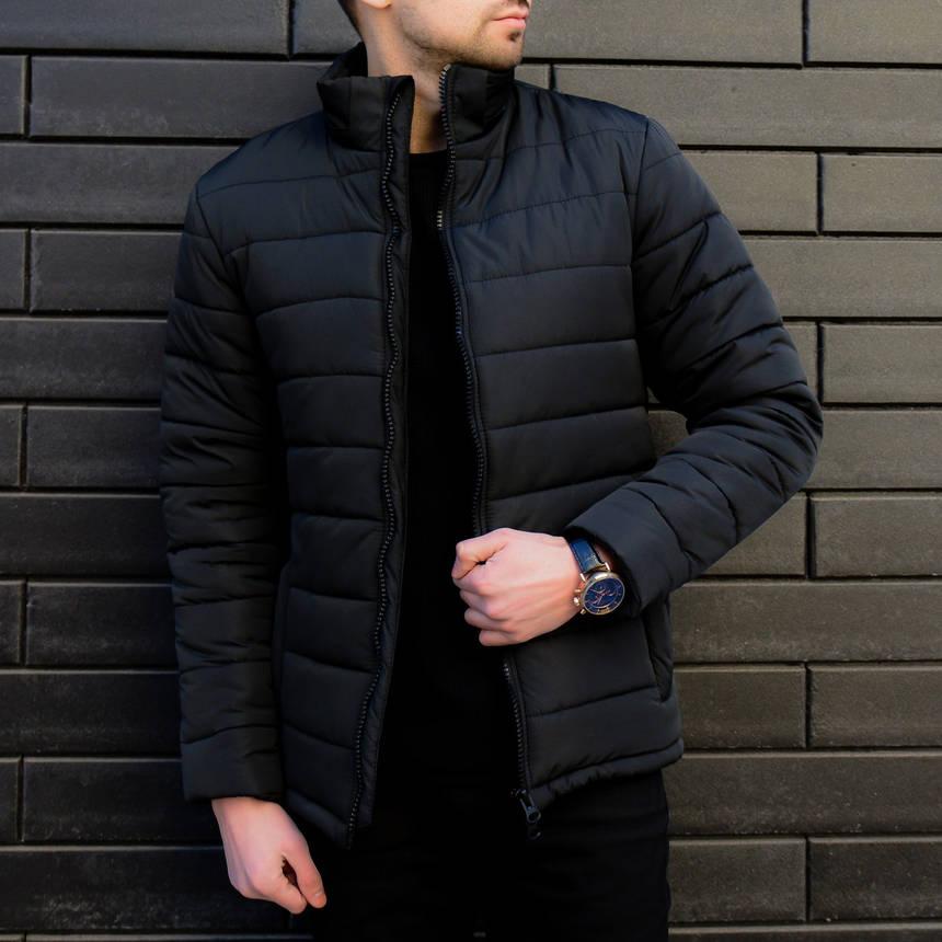 Куртка Зимняя Фелл (Черная), фото 2
