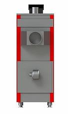 Экономный пиролизный котел Termico ЕКО-60П 60 кВт на сенсорном управлении, фото 3