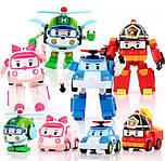 Робокар поли (robocar poli) машинки, трансформеры, треки, конструктор