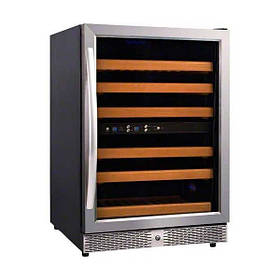 Шкаф холодильный для вина 152л Sybo MH-54DZ