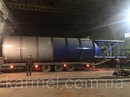 Изготовления Силоса для цемента 90 тон.