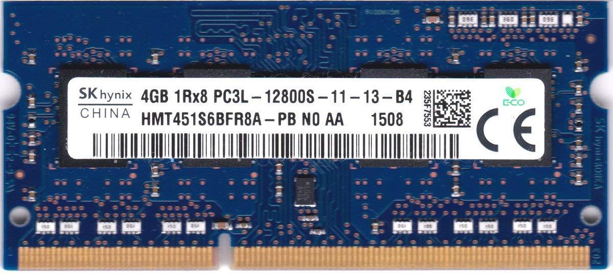 "Оперативная память Hynix DDR3L/1600MHz/4GB HMT451S6BFR8A-PB N0 AA ""Over-Stock"""