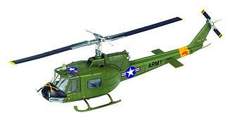 Модель Военные Вертолеты (ДеАгостини) №03КА-50 «Черная акула» (Россия) в масштабе 1:72