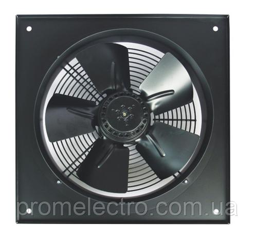 Осевой промышленный вентилятор Турбовент Сигма 250 B/S (с фланцем), фото 2