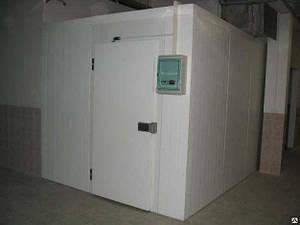 Холодильная камера 3м х 2м х 2,4м Т= от 0 С до +5 С