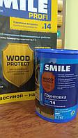Акрилова грунтовка для дерев'яних поверхонь SG-14 2,3кг