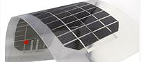 Гибкая солнечная батарея для автомобиля Techex 10w 12V