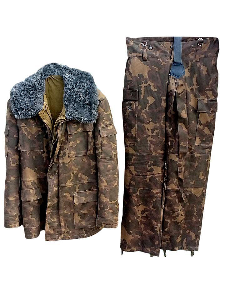 Зимний костюм морского пехотинца ссср