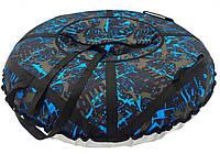 Тюбинг надувные санки Саламандра диаметр 100 см