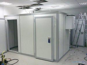 Морозильная камера 2,5м х 2м х 2,4м Т= от -20 С до -24 С