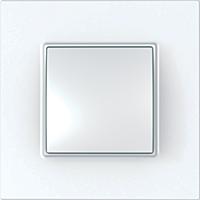 Рамка 1-пост Schneider Electric Unica Quadro (белый)