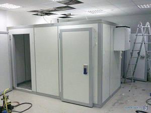 Морозильная камера 3м х 2м х 2,4м Т= от -20 С до -24 С