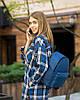 Рюкзак Fancy синий флай