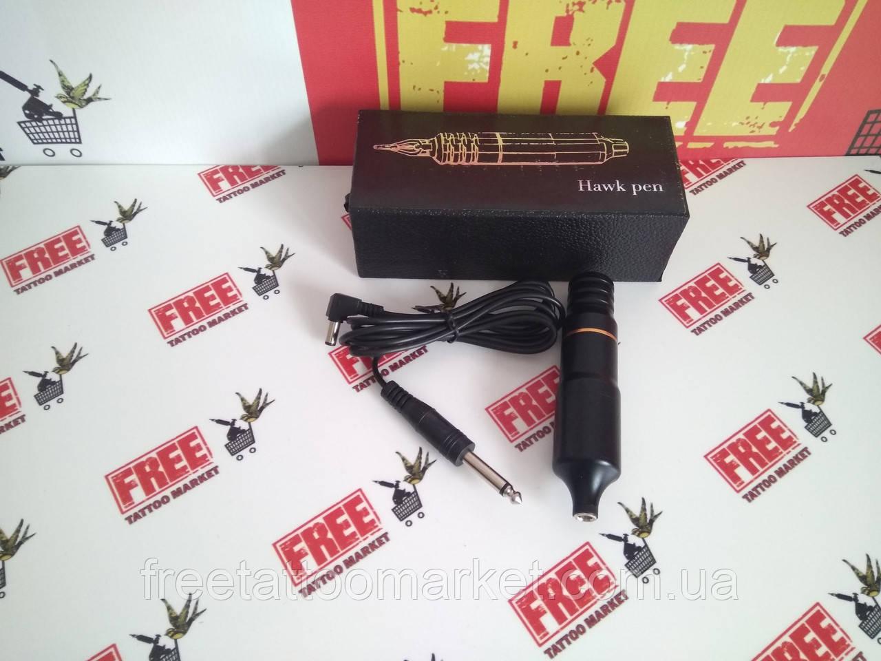Тату машинка-ручка Cheyenne Hawk Pen (черная)