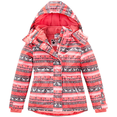 4aa74d194044 Новинка Лыжная куртка для девочки с принтом Topolino Германия Размер 128