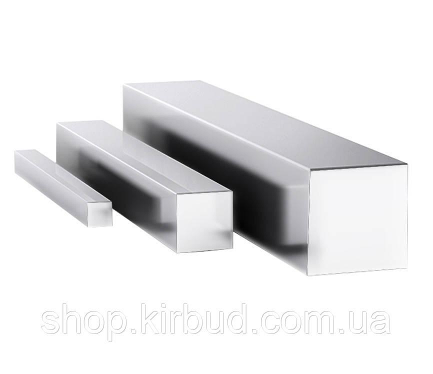 Квадрат металлический 10х10