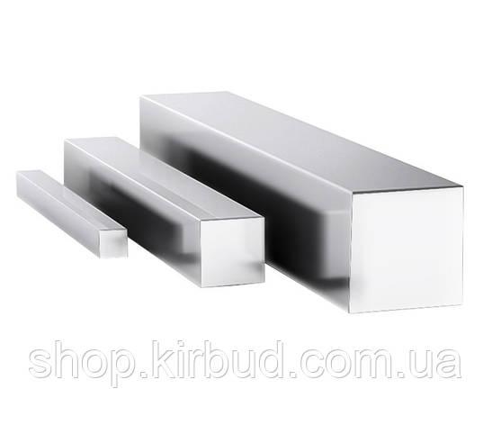 Квадрат металлический 10х10, фото 2