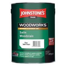 Антисептик Johnstones Satin Woodstain (полуматовый) 0,75 л