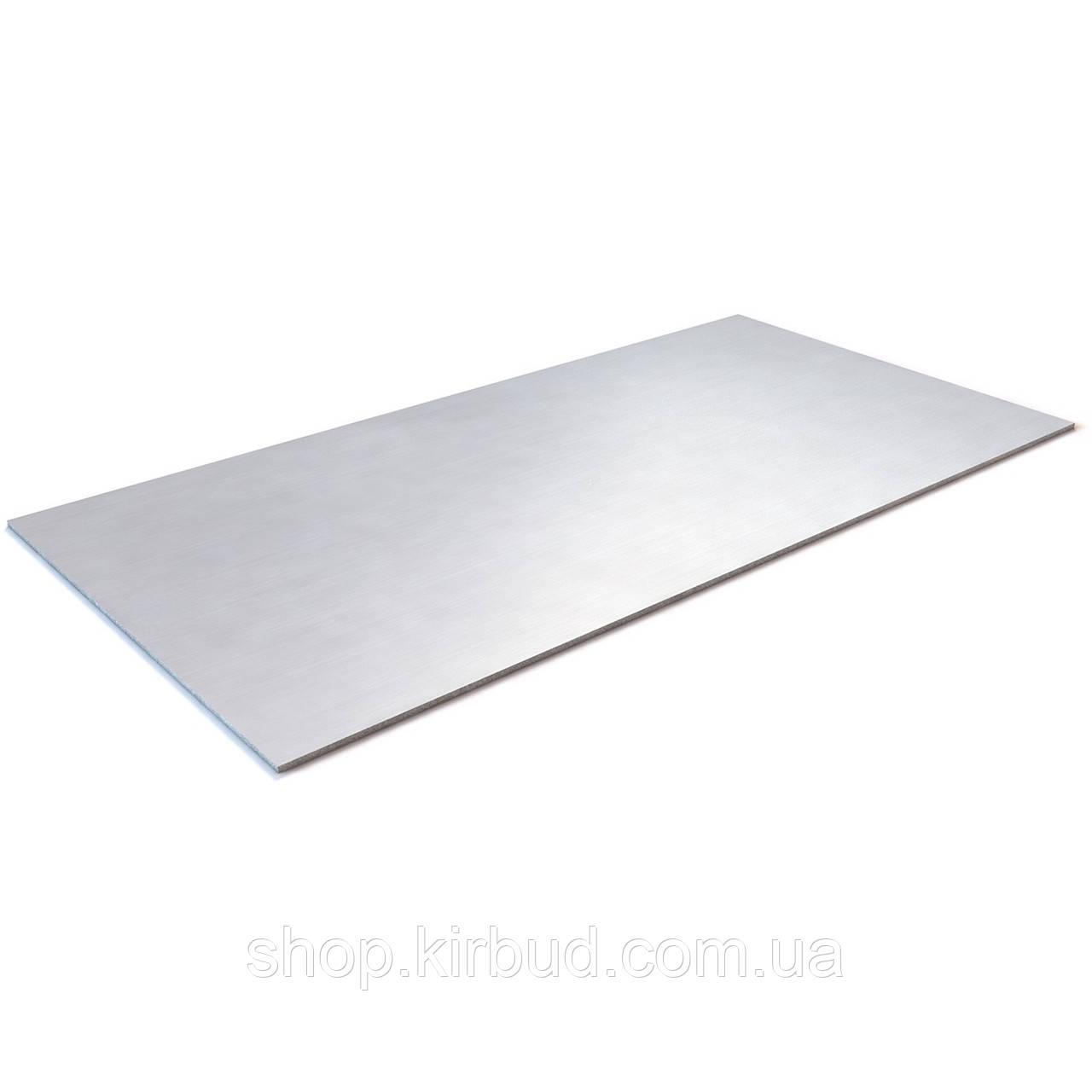 Лист х/к 0,8мм ст.08кп 1,25х2,5м