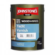 Яхтный лак Johnstones Yacht Varnish (глянцевый) 0,75 л