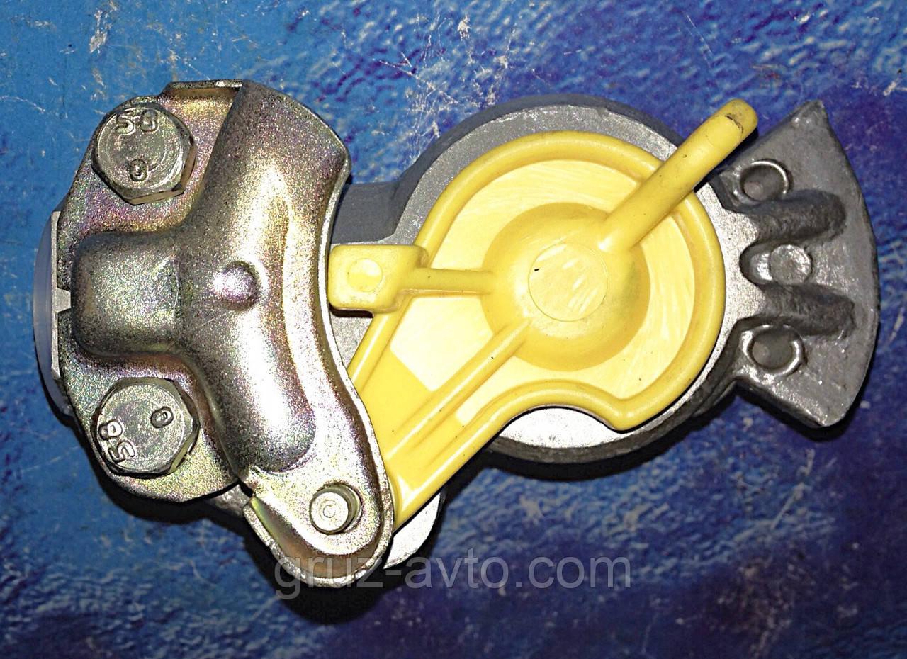 Головка соединитель ПАЛМ автомат (желтая), ПААЗ 11-3521411-01