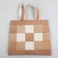 """Многофункциональная сумка-коврик для прогулки и покупок """"Капучино"""""""